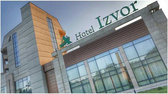 Hotel Izvor amazing place