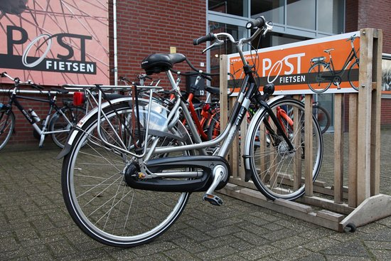 Kaatsheuvel, Nederland: Huurfiets