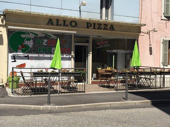 Restaurant Rue De La Republique Bellegarde
