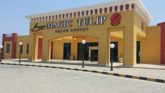 Magic Tulip Beach Resort