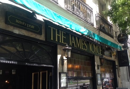 Photo of Irish Pub James Joyce Irish Pub at Calle Alcala 59, Madrid 28014, Spain
