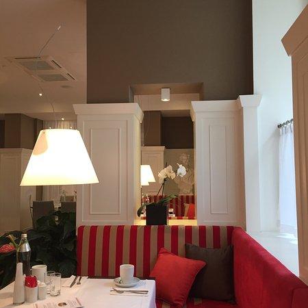 Brilliant hotel in Vienna city centre