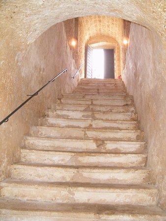 Удженто, Италия: Ugento-Cripta del Crocifisso.