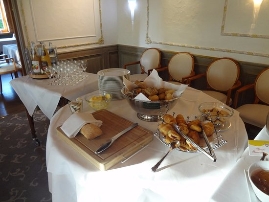 Emmendingen, Germania: Petit-déjeuner