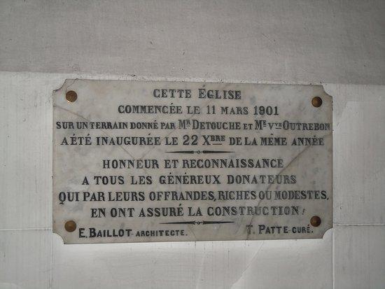 Villemomble, Francia: Origine de l'église Saint Louis