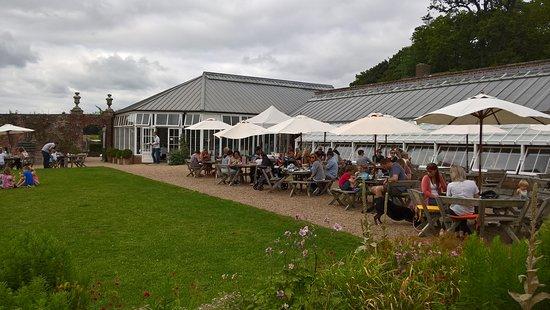 Pavillion Tea Rooms Stansted