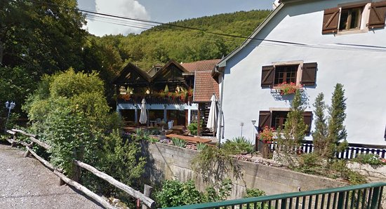 Rimbach-pres-Guebwiller, Francia: Vue de l'extérieur