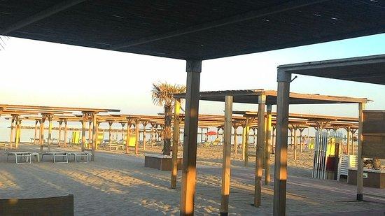 Bagno Conchiglia Casalborsetti Foto Zumba : Spiaggia bagno bambù foto di bagno bambu lido delle nazioni