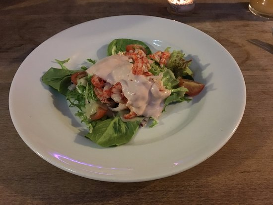 Eastbridge, UK: Crayfish Starter