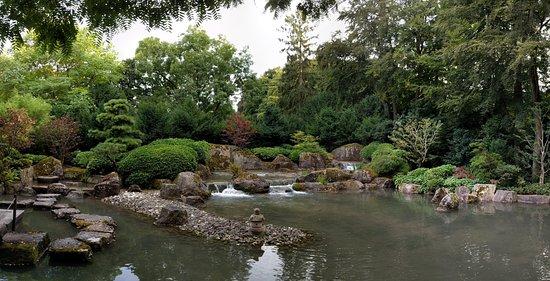 Japanischer Garten Picture Of Botanischer Garten Augsburg
