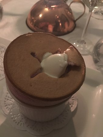 The Roundhouse Restaurant: Souffle