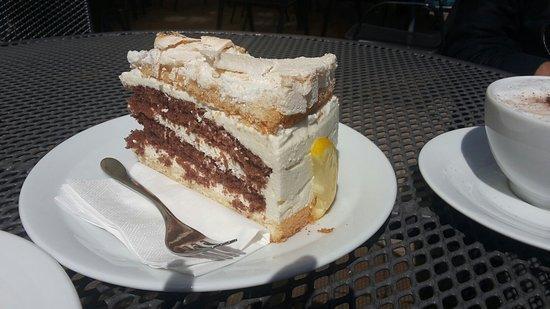 Barsinghausen, Alemania: Cafe im Schafstall