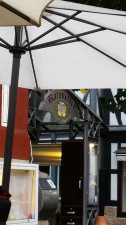 Melsungen, Deutschland: Eingangsbereich