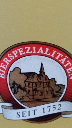 Melsungen, Deutschland: lokales Bier