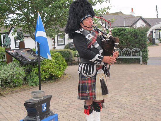 Gretna Green, UK: As authentic as it gets!