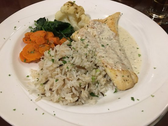 New Glasgow, Canada: Halibut