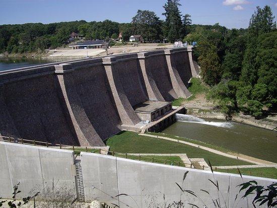 Barrage Du Lac De Pont Photo De Lac De Pont Pont Et