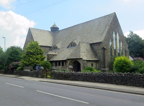 St Mary the Virgin Church: A general view