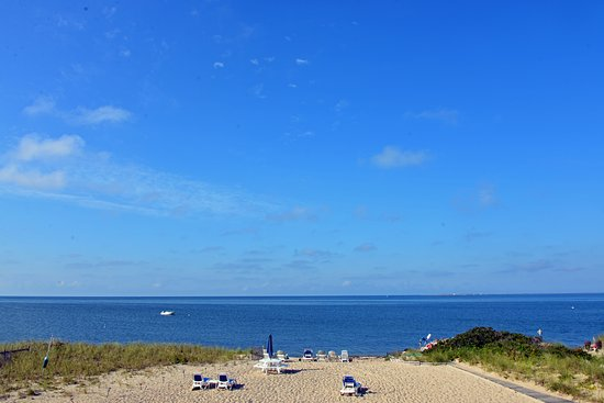 Obraz Sandbars on Cape Cod Bay