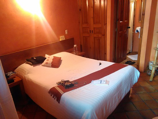 Hotel Posada El Paraiso: camera sul patio