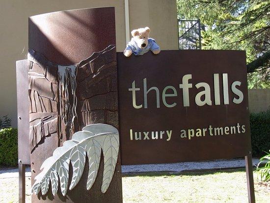 Wentworth Falls, Avustralya: Sign