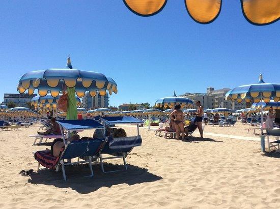 Entrata Spiaggia Foto Di Bagno Silvano 123 Rivazzurra