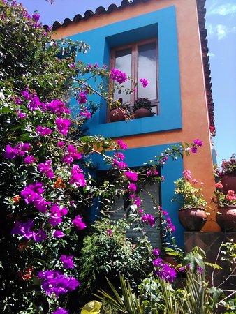 Hotel Posada El Paraiso: cortile
