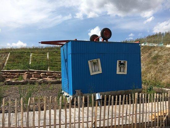 Wertheim, Tyskland: Sehr nette Idee