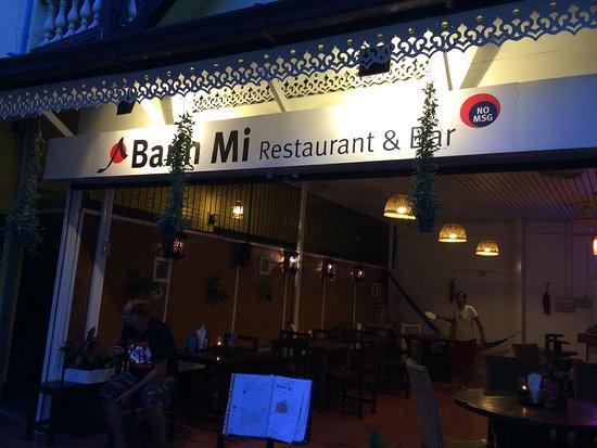 Banh Mi Guest House & Restaurant: Banh Mi Guest House