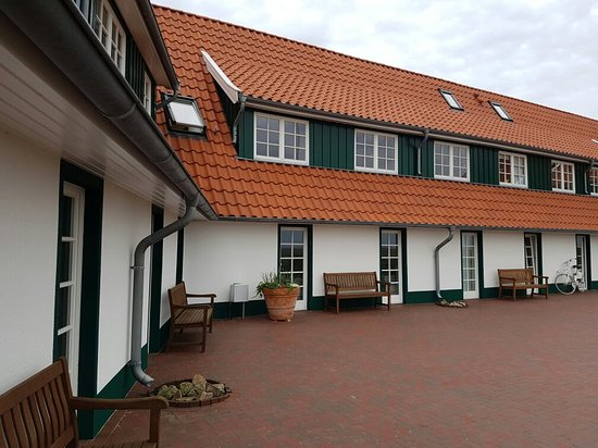 Spiekeroog, Germania: Haus Sturmeck