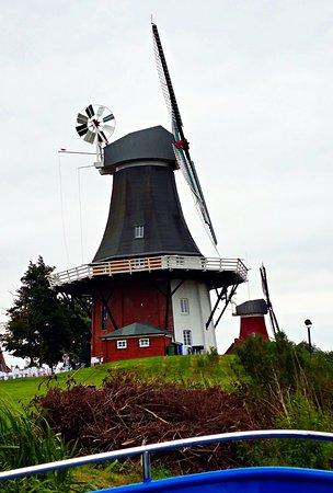 Krummhoern, Alemanha: Kanalrundfahrt Greetsiel