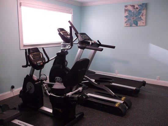 BEST WESTERN PLUS Oceanside Inn: gym