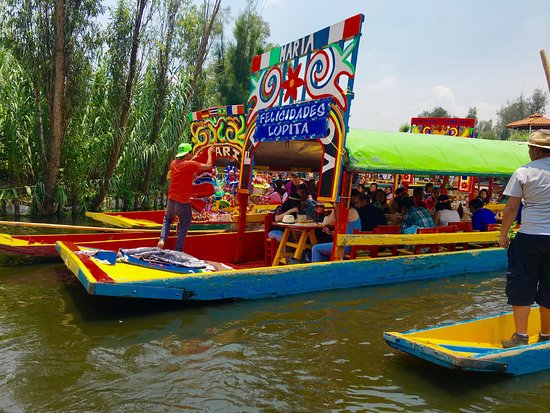 Floating Gardens Of Xochimilco Photo6 Jpg
