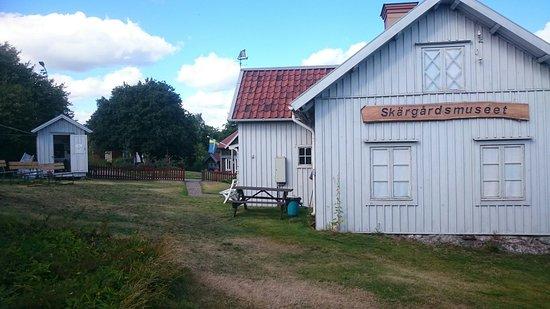Oxelosund, Szwecja: Alldeles bredvid havet och Oxelökrog ligger Skärgårdsmuseet