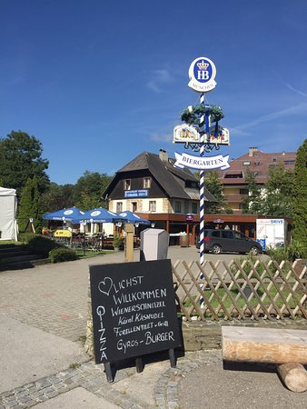 Reifnitz, Austria: Nach dem Oktoberfest