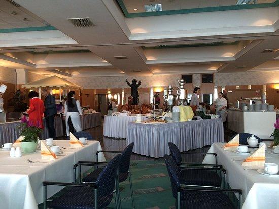 Arvena Kongress Hotel: Einfach nicht mein Fall