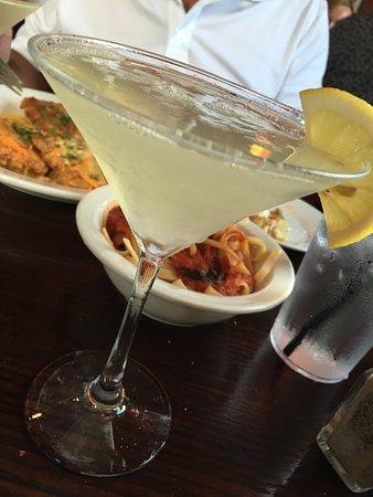 Chicopee, MA: Lemon Drop Martini.