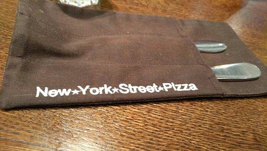 Lutsk, أوكرانيا: New York Street Pizza