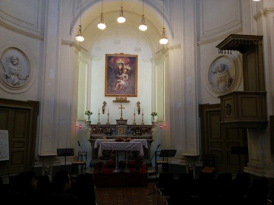 Chiesa di Sancta Maria Succurre Miseris ai Vergini