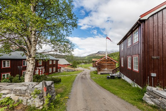 Oppdal Municipality, Norwegia: Tunet i Bortistu