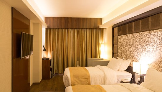 room types - Picture of Hotel Le Temps Fort, Tiruchirappalli