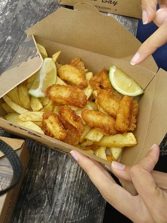The Bay Fish & Chips: 20160814_150545_large.jpg