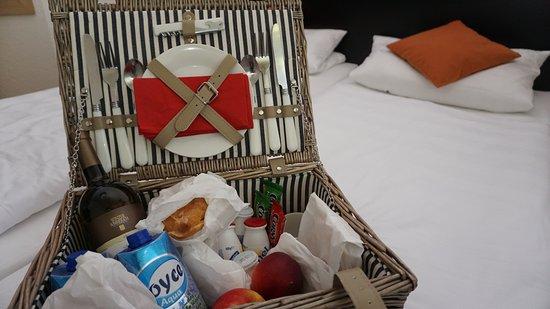 Hotel Franziskushoehe: Picknick-Korb
