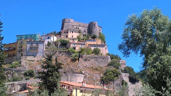 Castello Pandone-bild