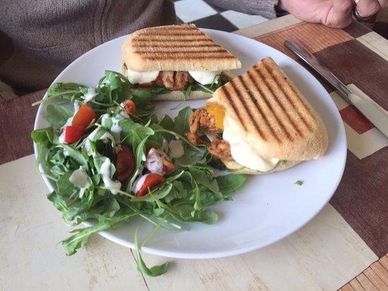 Miltown Malbay, Ierland: Italian Chicken Panini