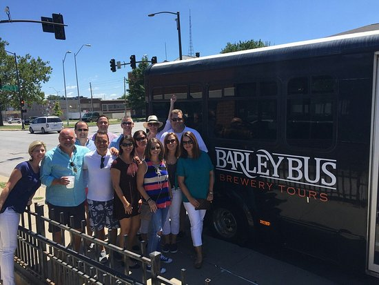 ‪Barley Bus Tours‬