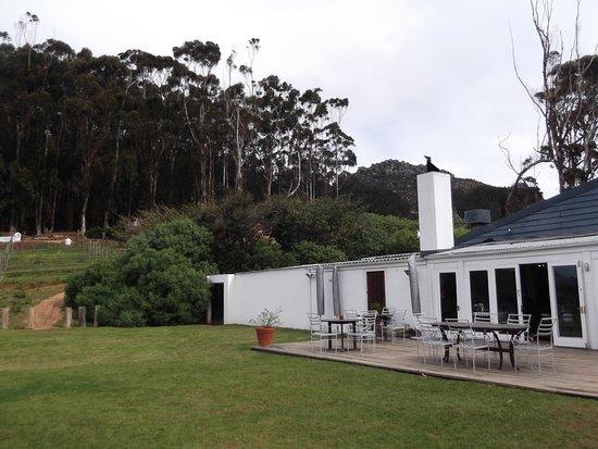 Constantia, جنوب أفريقيا: Silvermist resraurant