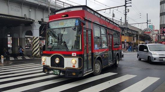 台東区循環バス めぐりん