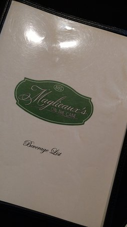 Natchitoches, LA: Menu Cover