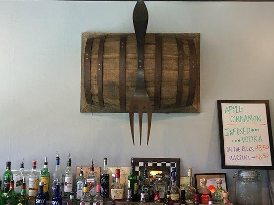 Corry, Pensilvania: Inside the bar